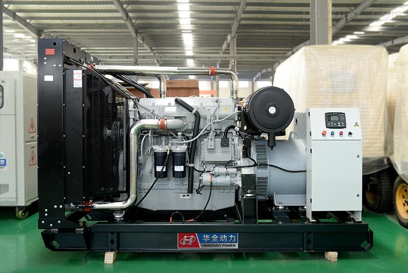 600kw柴油发电机组沃尔沃天气热挑个好滤芯