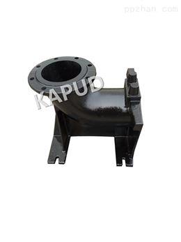 50口径潜污泵自耦DN50含底座、支架、支撑块