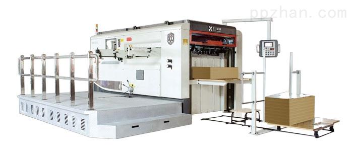 半自动平压平模切机MWB1160