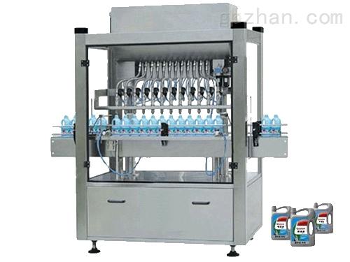 瓶装防冻液灌装机