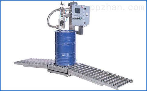 200升灌装设备200L防爆灌装机