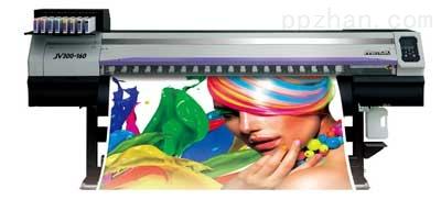 厂家直销MimakiJV300-160广告喷印写真机
