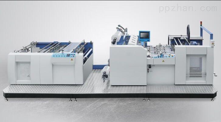 全自动双面覆膜机价格-覆膜设备-鑫恒包装