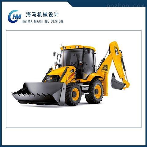工程机械设计 海马机械 挖掘机设备