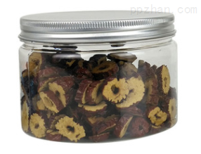 食品包�b塑料罐�h保塑料密封罐定制