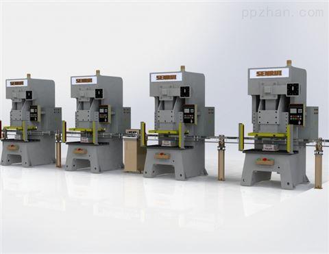 冲床自动化机械 非标机械化设计 机械手臂
