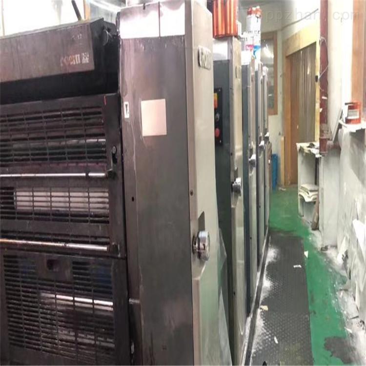 工厂便宜出售冠华印刷机多台564、524等