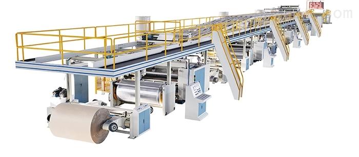 瓦楞纸板生产线-自动化生产设备-鑫恒包装