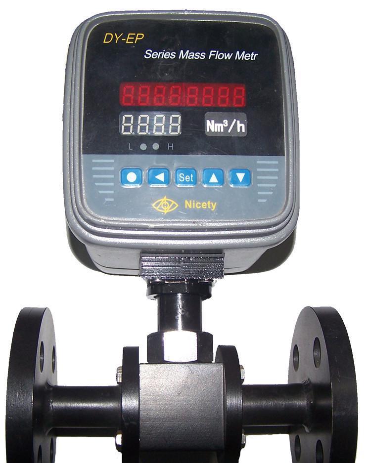 BURKERT流量计在气计量中的几点探讨