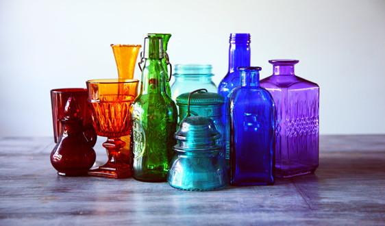 玻璃瓶的生產工藝技術