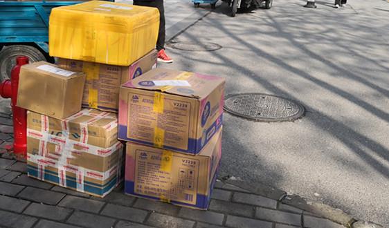 百世:已在全国铺设了5000多个绿色回收箱