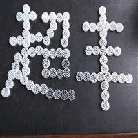 青岛MBBR生物填料 优质产品 塑料管材生产线