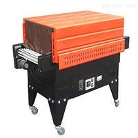 威海喷气式收缩机  海鲜礼盒热收缩包装机